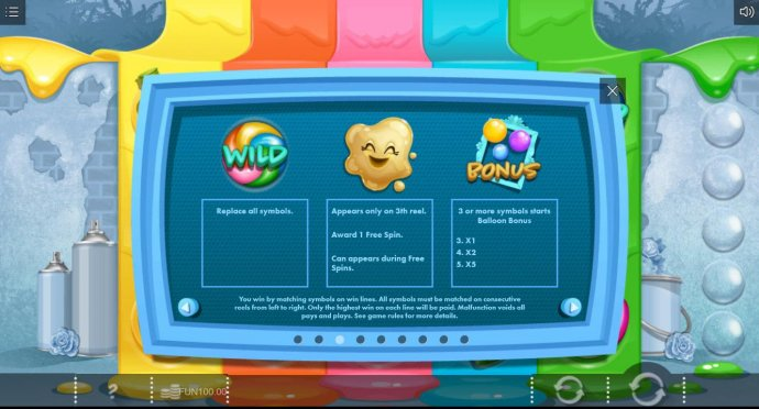 No Deposit Casino Guide image of Paint