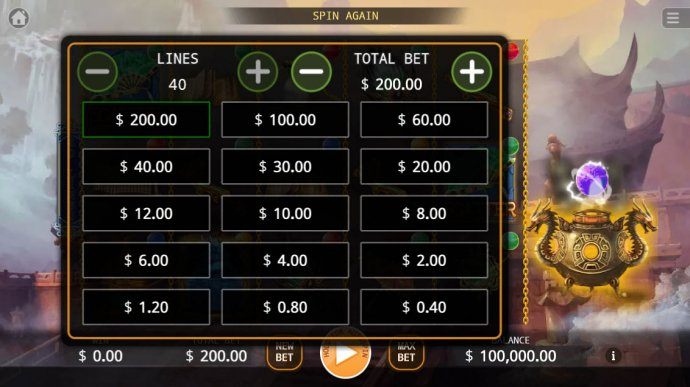 Available Betting Options by No Deposit Casino Guide