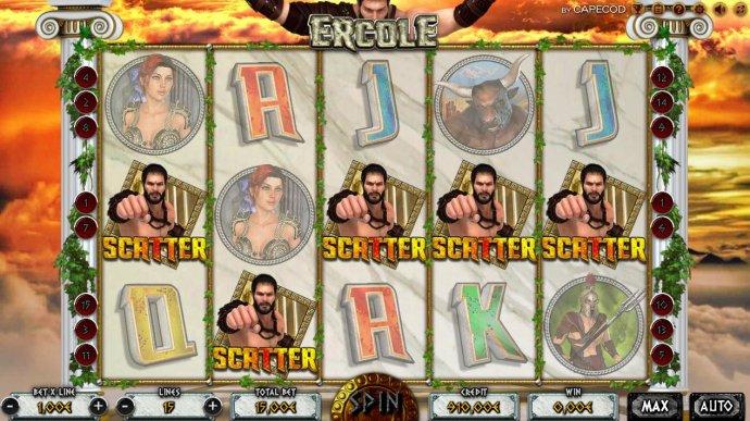 Hercules by No Deposit Casino Guide