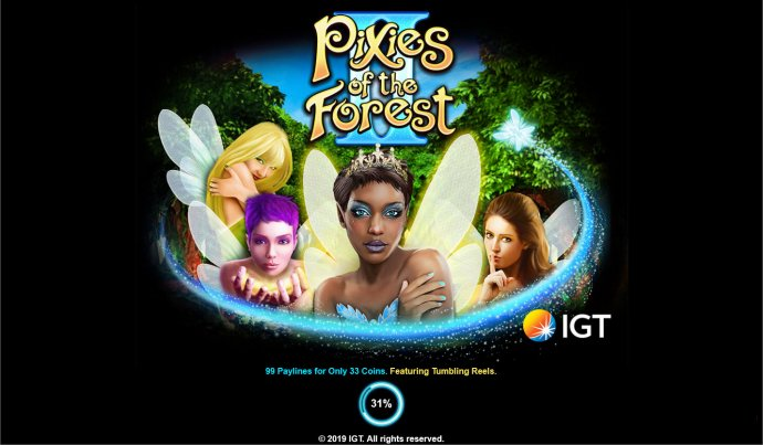 No Deposit Casino Guide image of Pixies of the Forest II