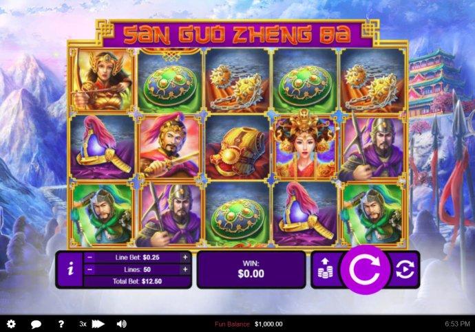 Images of San Guo Zheng Ba