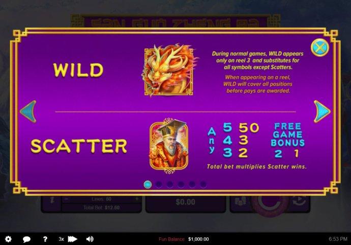 No Deposit Casino Guide image of San Guo Zheng Ba