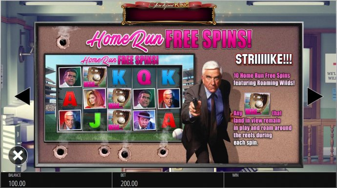 The Naked Gun by No Deposit Casino Guide