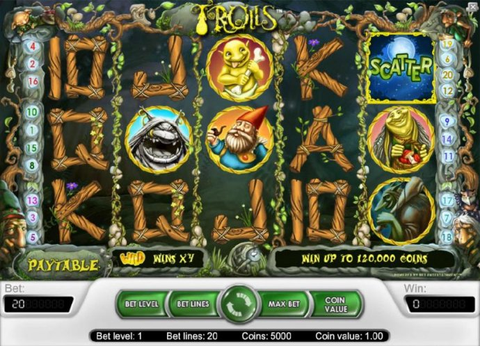 No Deposit Casino Guide image of Trolls