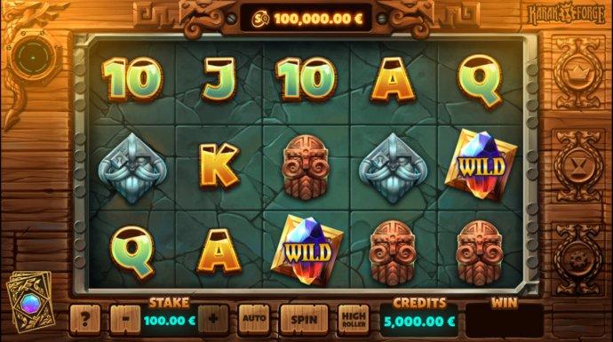 No Deposit Casino Guide - Main Game Board