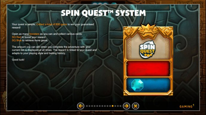 Spin Quest System - No Deposit Casino Guide