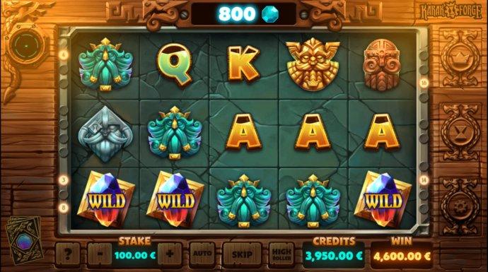 No Deposit Casino Guide image of Karak Forge