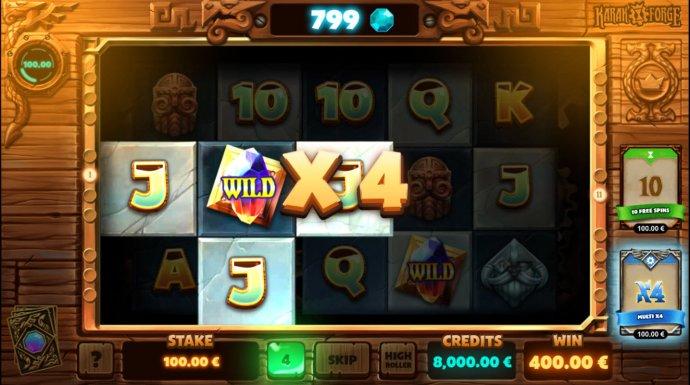Karak Forge by No Deposit Casino Guide