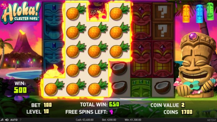 Aloha Cluster Pays by No Deposit Casino Guide