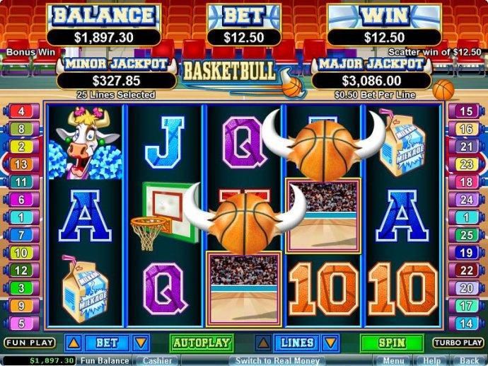 No Deposit Casino Guide image of Basketbull