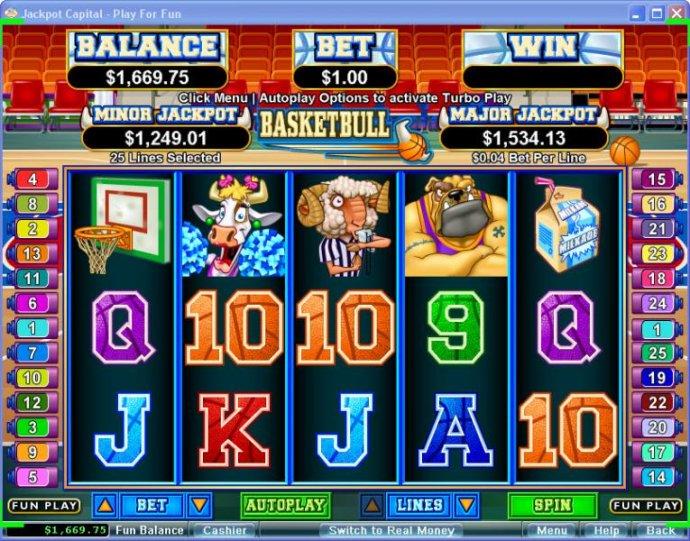 Basketbull by No Deposit Casino Guide