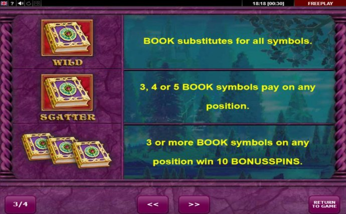 Images of Book of Fortune