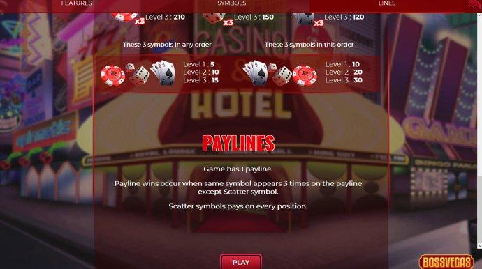Boss Vegas screenshot