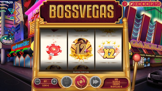 Images of Boss Vegas