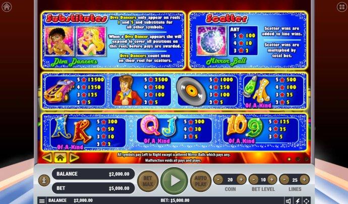 Disco Funk by No Deposit Casino Guide