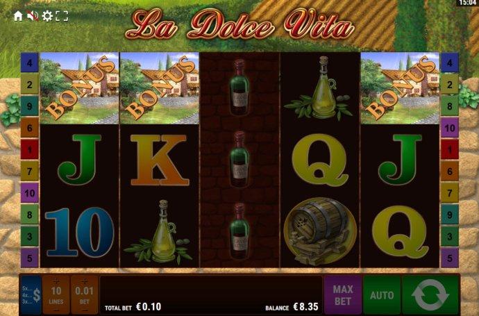 La Dolce Vita by No Deposit Casino Guide