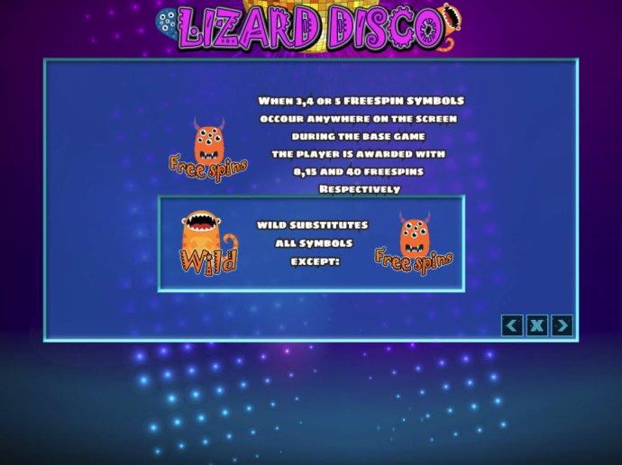 Lizard Disco screenshot