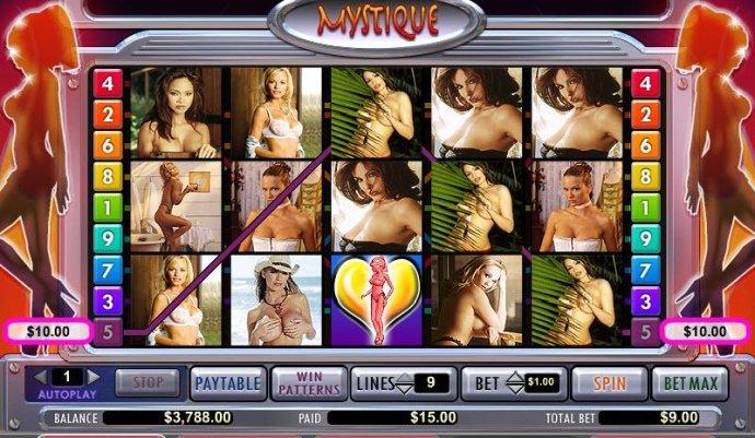 Mystique Club screenshot