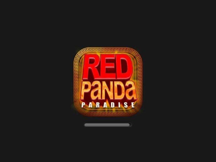 Splash screen - game loading - Panda Bear Adventure Theme - No Deposit Casino Guide