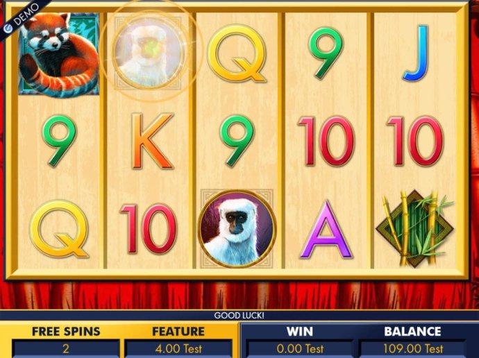 No Deposit Casino Guide image of Red Panda Paradise