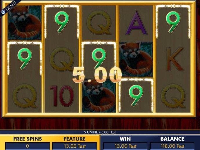 Red Panda Paradise by No Deposit Casino Guide