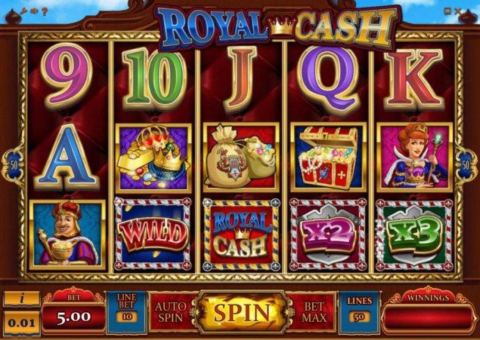 No Deposit Casino Guide image of Royal Cash