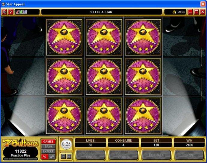 Star Appeal screenshot