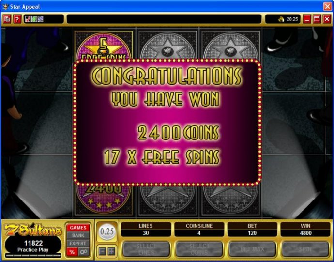 Star Appeal by No Deposit Casino Guide