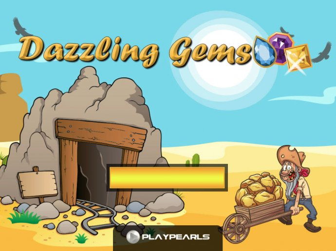 Dazzling Gems screenshot