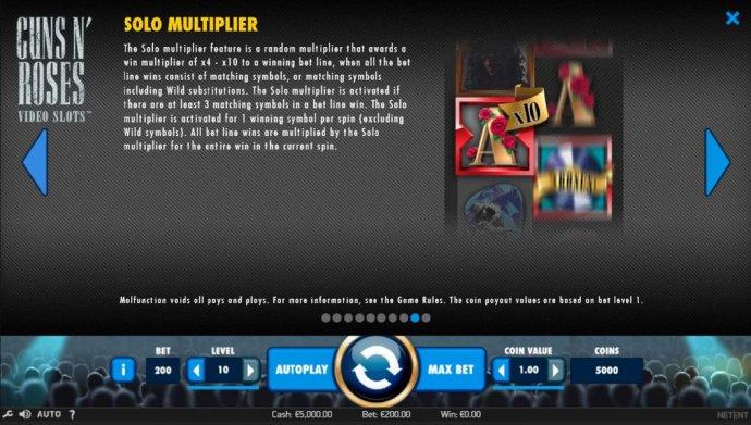 Guns N' Roses screenshot
