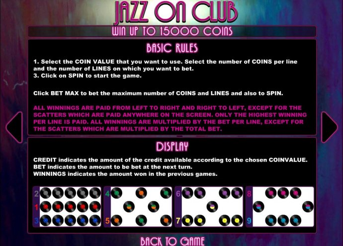 Jazz On Club by No Deposit Casino Guide
