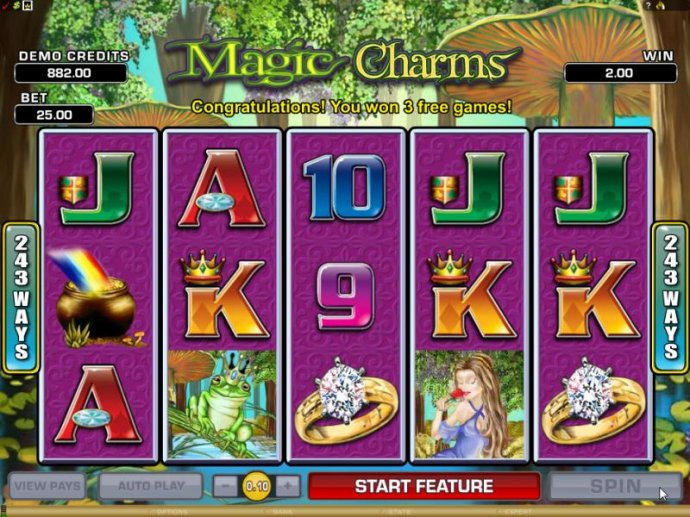 Magic Charms by No Deposit Casino Guide