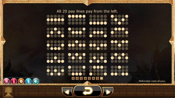 No Deposit Casino Guide image of Nirvana