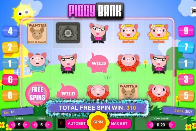 Piggy Bank screenshot