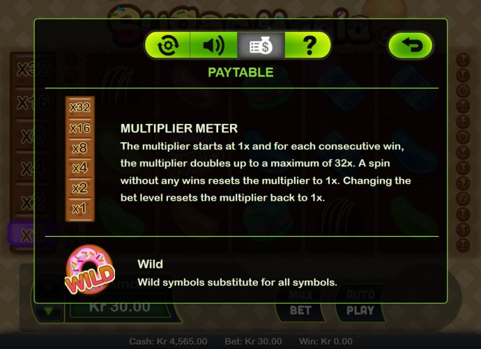 Multipler Rules by No Deposit Casino Guide