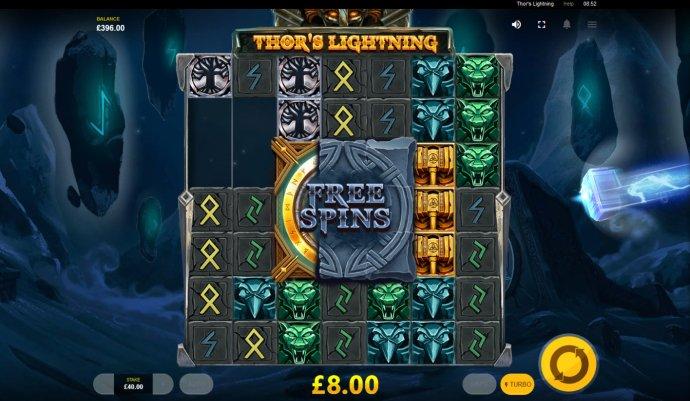 Thor's Lightning by No Deposit Casino Guide