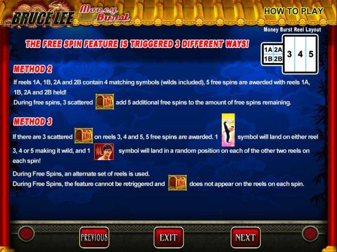 Bruce Lee screenshot