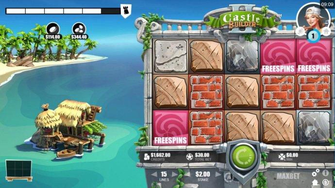 Castle Builder II by No Deposit Casino Guide