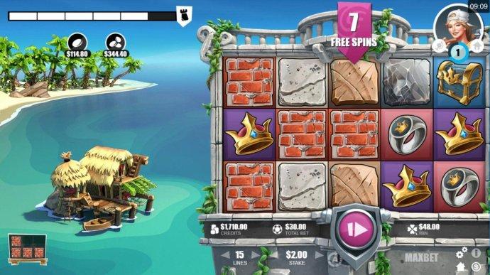 No Deposit Casino Guide image of Castle Builder II