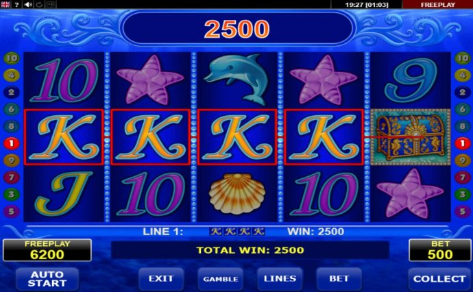 No Deposit Casino Guide image of Mermaid's Gold