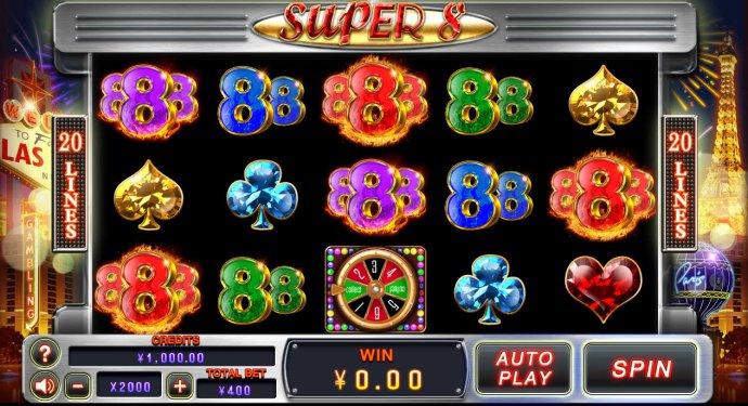 No Deposit Casino Guide image of Super 8