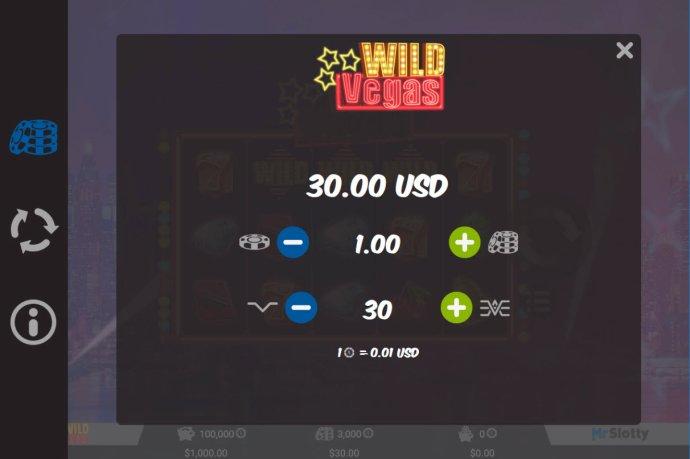 Wild Vegas screenshot