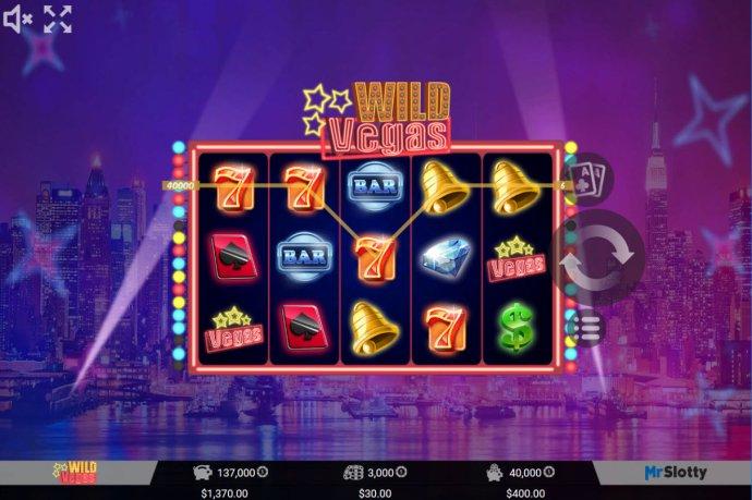 No Deposit Casino Guide image of Wild Vegas