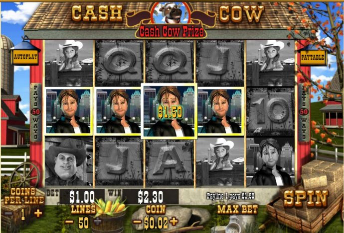 Images of Cash Cow