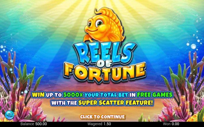Reels of Fortune screenshot