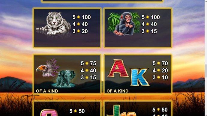 No Deposit Casino Guide image of Respin Rhino