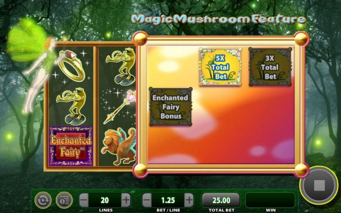 Enchanted Fairy by No Deposit Casino Guide