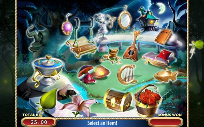 No Deposit Casino Guide image of Enchanted Fairy