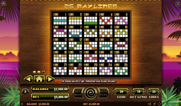 Kane's Inferno by No Deposit Casino Guide