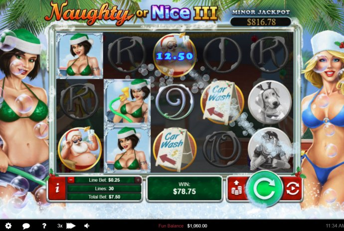 Images of Naughty or Nice III